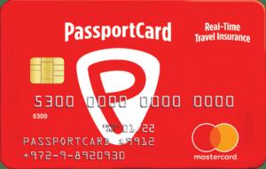 כרטיס פספורט קארד